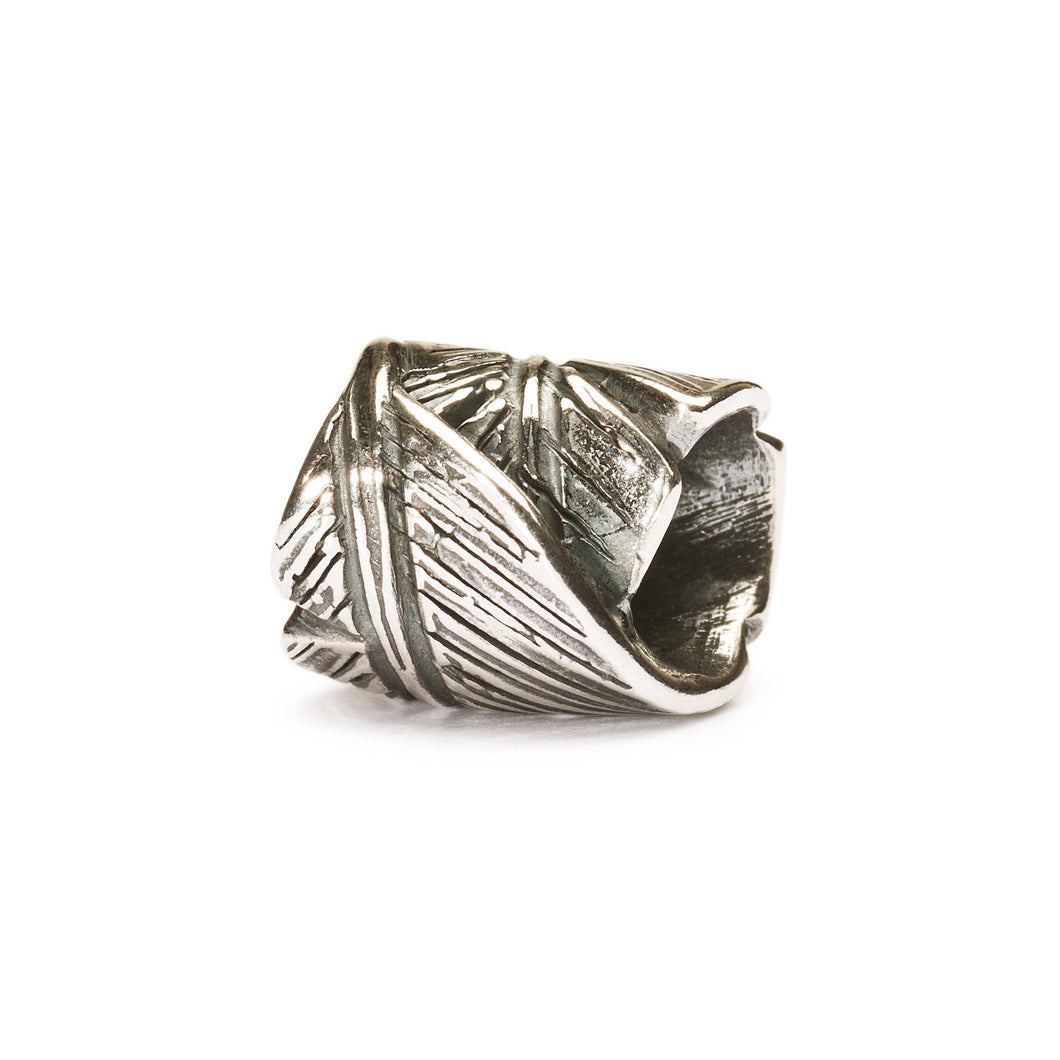Trollbeads Feather Bead (1520992288811)
