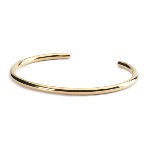 Trollbeads Gold Plated Bangle (1520999628843)