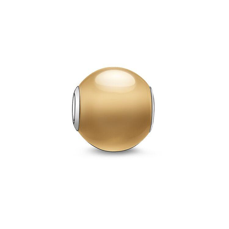 Thomas Sabo Natural Agate Bead (4374544875563)