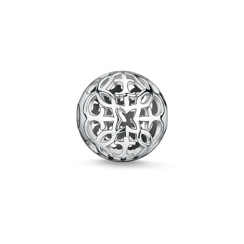 Thomas Sabo Silver Ornament Bead (4377665437739)