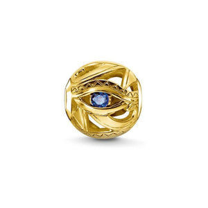 Thomas Sabo Eye of Horus Bead Gold (4377646432299)