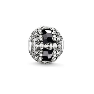 Thomas Sabo Black Skulls Bead (4377633062955)