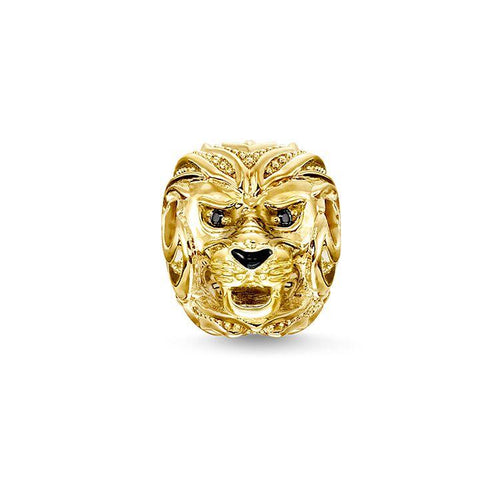 Thomas Sabo Lion Bead Gold (4377626935339)