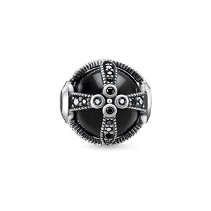 Thomas Sabo Black Royalty Bead (4377613074475)