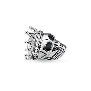 Thomas Sabo Skull Queen Bead (4377610420267)