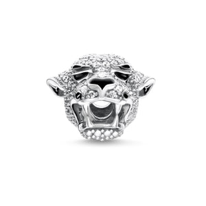 Thomas Sabo Tiger Bead Silver with Zirconia (4373223505963)