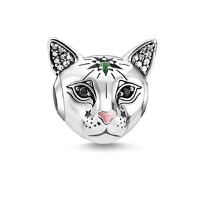 Thomas Sabo Cat Bead Silver (4373216722987)