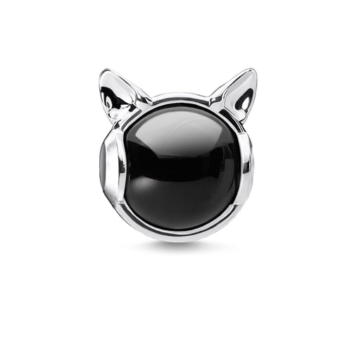 Thomas Sabo Cat's Ears Bead (4373215772715)
