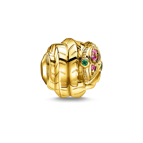 Thomas Sabo Gold Snake