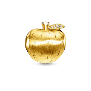 Thomas Sabo Gold Apple