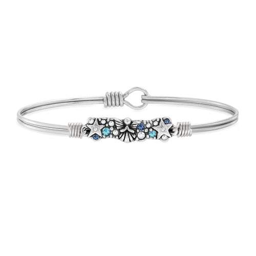 Luca + Danni Angel Medley Bangle
