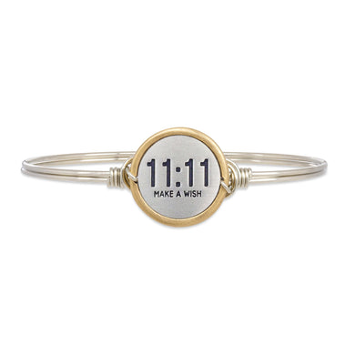 11:11 Make A Wish Bangle Bracelet