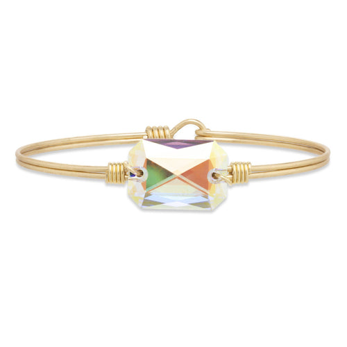 Luca + Danni Dylan Bangle Bracelet in Aurora Borealis (1764461903915)