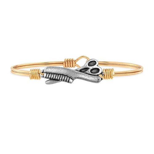Luca + Danni Hair Stylist Bangle Bracelet