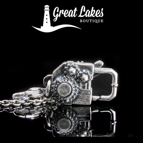 Great Lakes Boutique The Palace of Amber Steampunk Lock