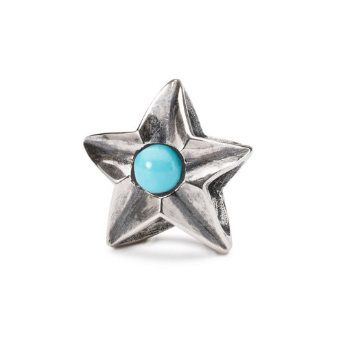 Trollbeads Aquarius Star