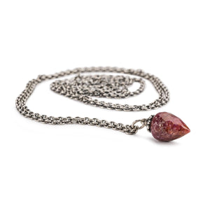 Trollbeads Fantasy Necklace with Ruby