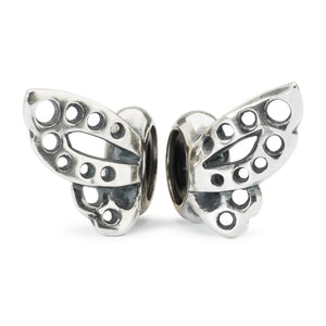 Trollbeads Dancing Butterfly Spacers (1520922066987)