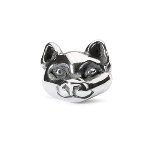 Trollbeads Willful Cat Bead (1521007657003)