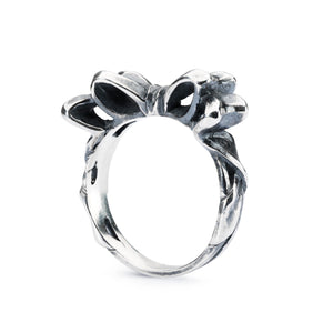 Trollbeads Bow Ring (1520897032235)