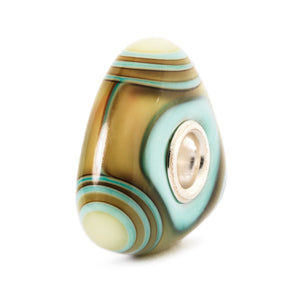 Trollbeads Aqua Edge Triangle (1520997826603)