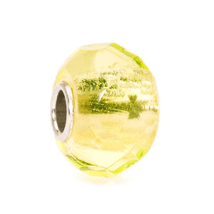 Trollbeads Lime Prism Bead (1520922918955)