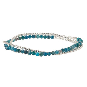 Scout Curated Wears Delicate Stone Apatite - Stone of Inspiration (4384869580843)
