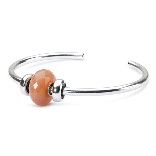 Trollbeads Feldspar Moonstone Bangle (1520892084267)