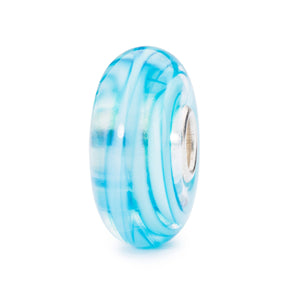 Trollbeads Turquoise Ribbon Bead (1521025155115)