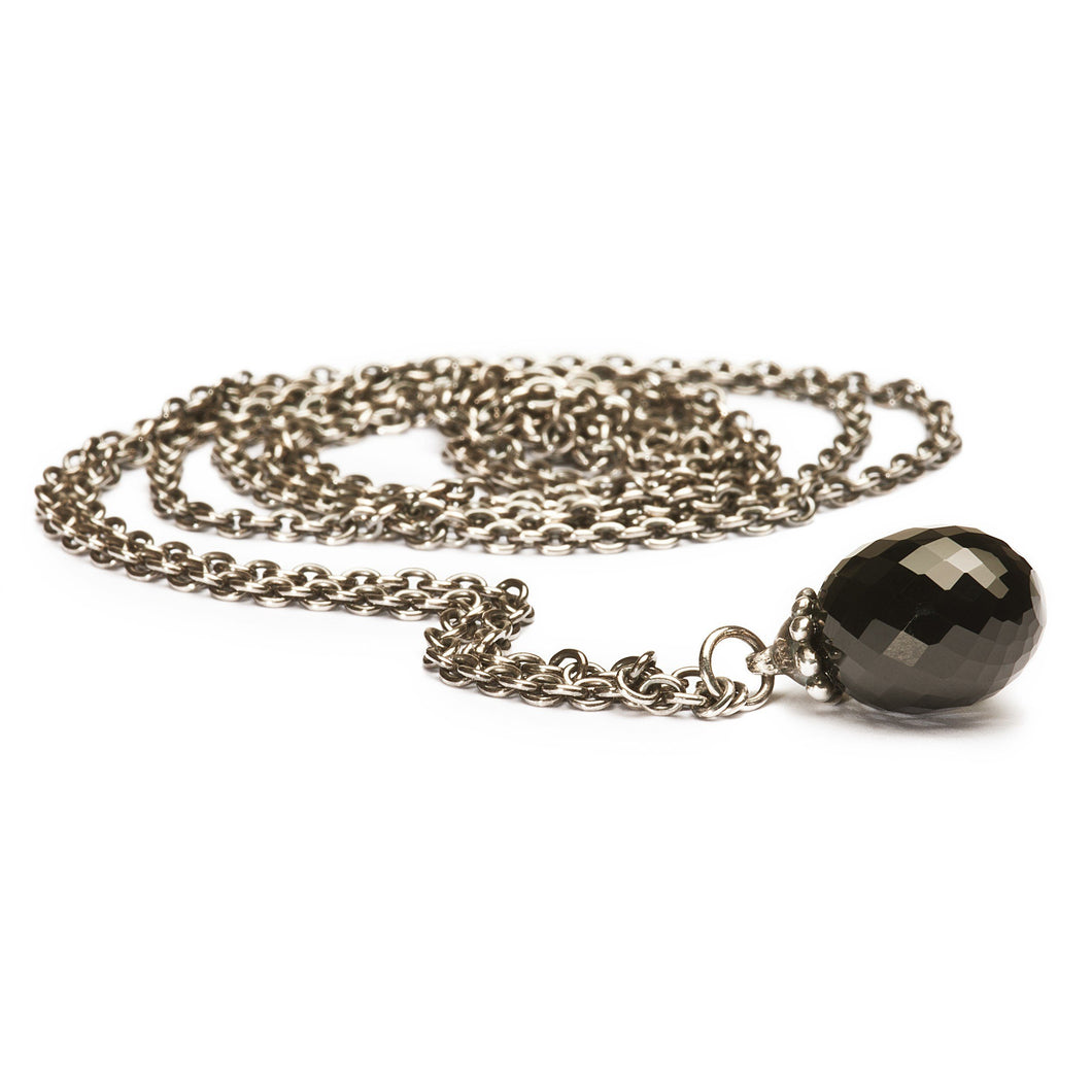 Trollbeads Fantasy Necklace With Black Onyx (1520992813099)