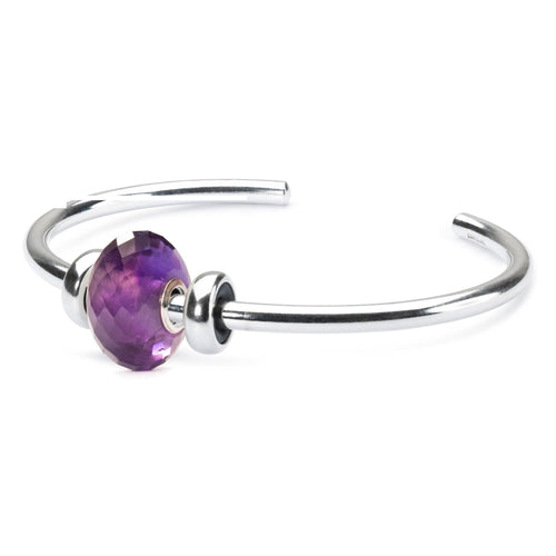 Trollbeads Amethyst Bangle (1520910827563)