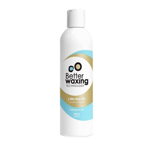 Aliejus po depiliacijos Better Waxing Technology su vitaminais ir azulenu, 250 ml-Beauty chest