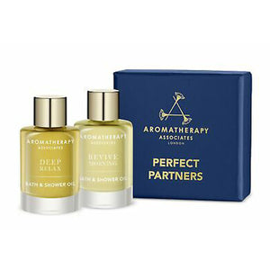 Aromatherapy Associates London Perfect Partners Vonios Ir Dušo Aliejai 2x9ml