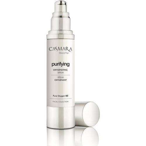 Drėkinamasis veido serumas Casmara Purifying Pure Oxygen 03, deguoninis, 50 ml-Beauty chest