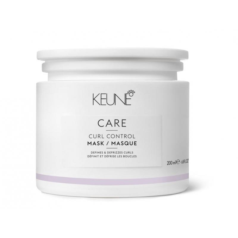 Keune Care Line CURL CONTROL Kaukė minkštoms ir paklusnioms garbanoms, 200 ml-Beauty chest