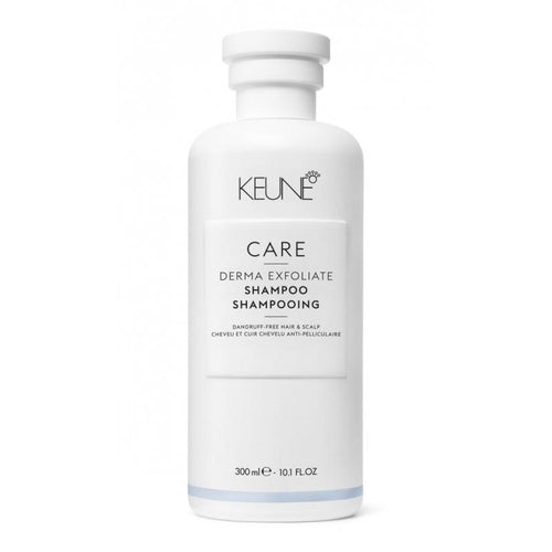 Keune Care Line Derma Exfoliate šampūnas nuo pleiskanų, 300ml-Beauty chest