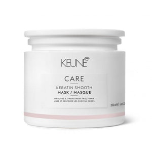 Keune Care Line Keratin Smooth intensyvaus poveikio kaukė su keratinu, 200ml-Beauty chest