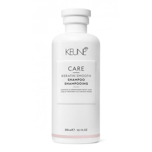 Keune Care Line Keratin Smooth šampūnas su keratinu, 300ml-Beauty chest