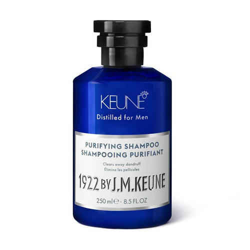 Keune Purifying šampūnas nuo pleiskanų, 250ml-Beauty chest