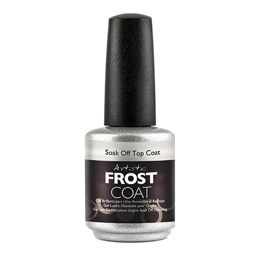 Matinė viršutinė danga Artistic Frost Coat, 15 ml-Beauty chest