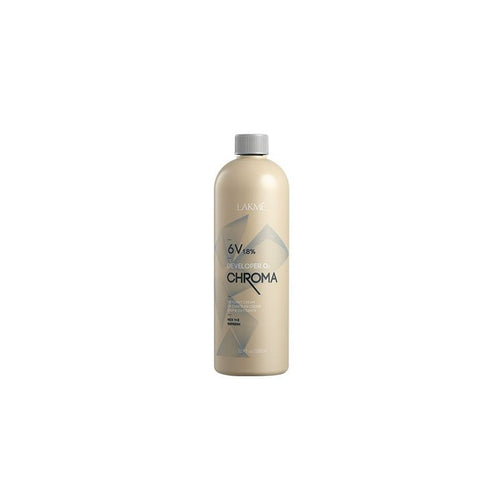 Oksidacinė emulsija Lakme Chroma Developer LAK72101, 6 vol, 1000 ml