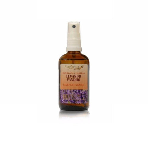 Saflora levandų vanduo, 100 ml-Beauty chest