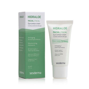 Sesderma akių kontūro kremas HIDRALOE, 15 ml-Beauty chest