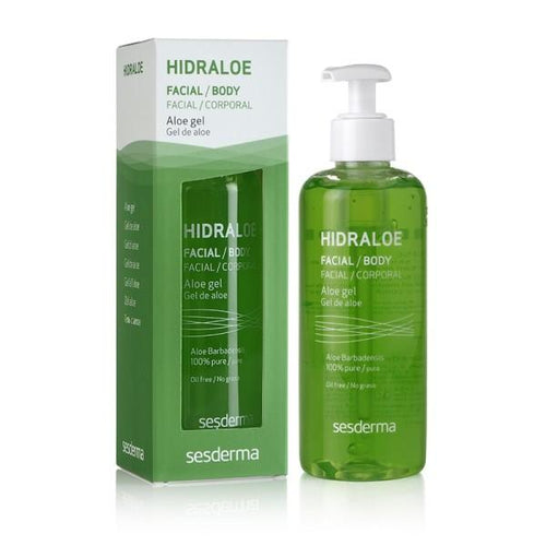 Sesderma alijošiaus gelis HIDRALOE, 250 ml-Beauty chest