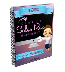 Instagram Marketing for Direct Sales Reps - Direct Sales Reps Events