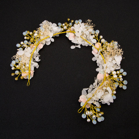 Bouquet Bride Hairpiece