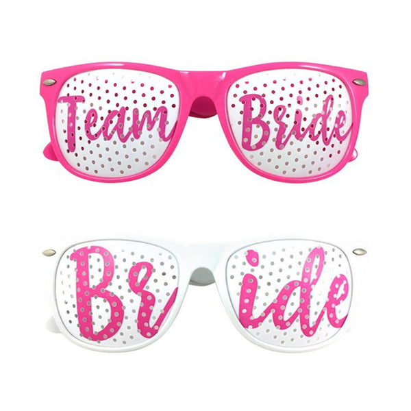 "The ""I Do"" Crew Glasses"