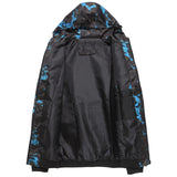 Limited Edition Camouflage Windbreaker