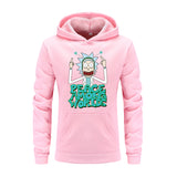 Male Bodybuilding Vespa Rick And Morty printing Hoodies Fitness Clothes Hoody Cotton Hoodie Sweatshirts Men's Suprem Hoodies  1