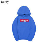 Men'S Hoodies Pink Autumn New Suprem A Spoof Cartoon Fashion Printing Cotton 100% 1:1 Casual Sweatshirts Men/Women Hoody